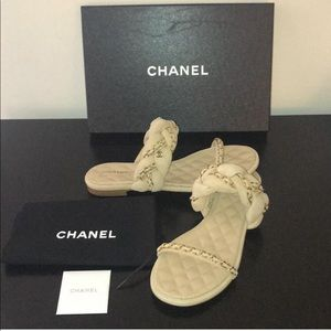 🔸NEW🔸 Chanel Mule Sandals